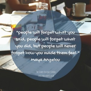 SBS Maya Angelou Quote