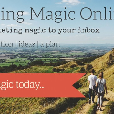 Have you got Marketing Magic?