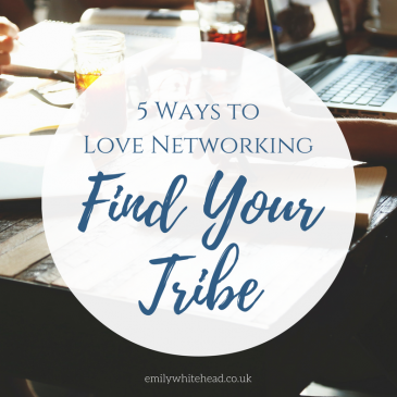 Find Your Tribe – 5 Ways to Love Networking