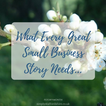 What Every Great Small Business Story Needs