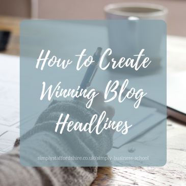 How to Create Winning Blog Headlines
