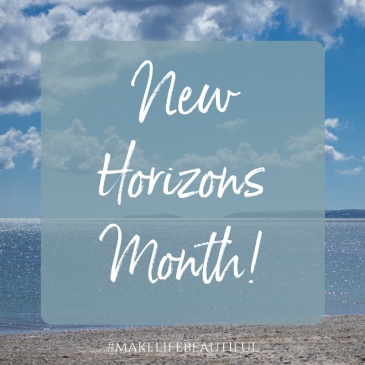 September's New Horizons…