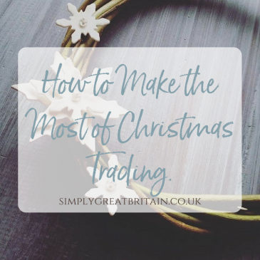 How to make the most of Christmas Trading