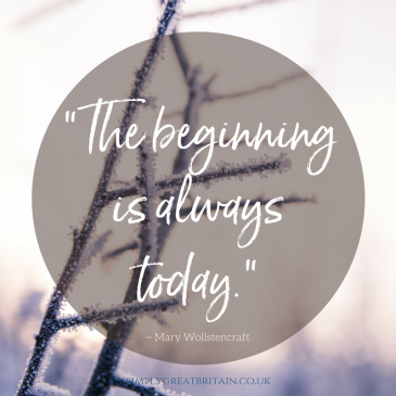 The Beginning is Always Now
