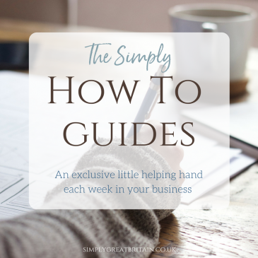 How To Guide: 3 top tips to stay on track